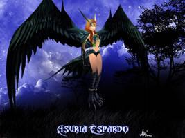 Demon Form- Asuria by Alkharia