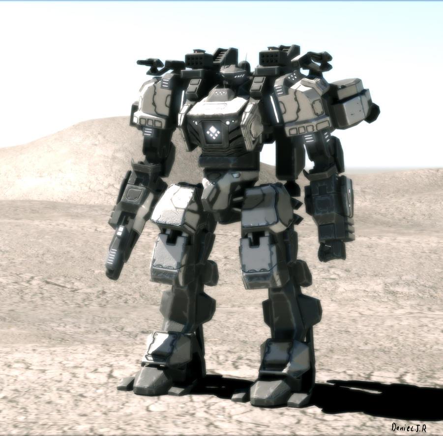 UEF ACU Epic render by Avitus12