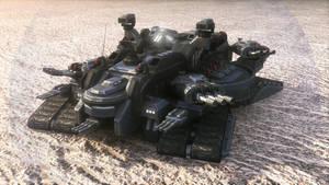 UEF Super battle  tank 2