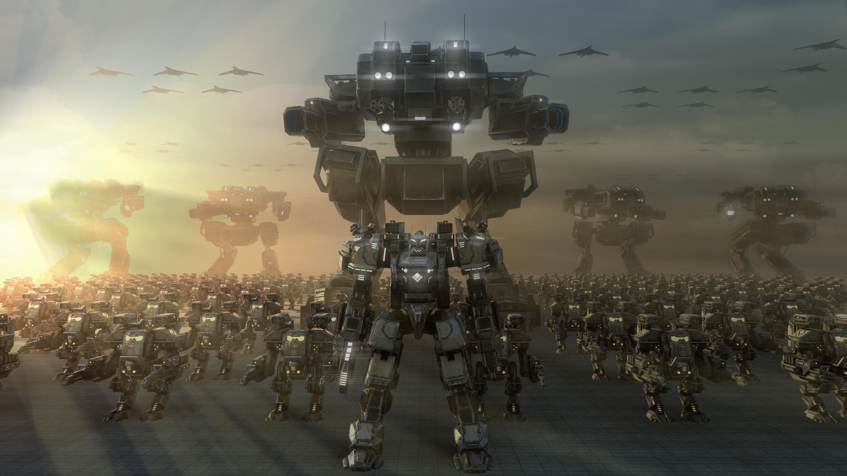Uef Supreme Commander Vs Mechanicus Force Warhammer 40k