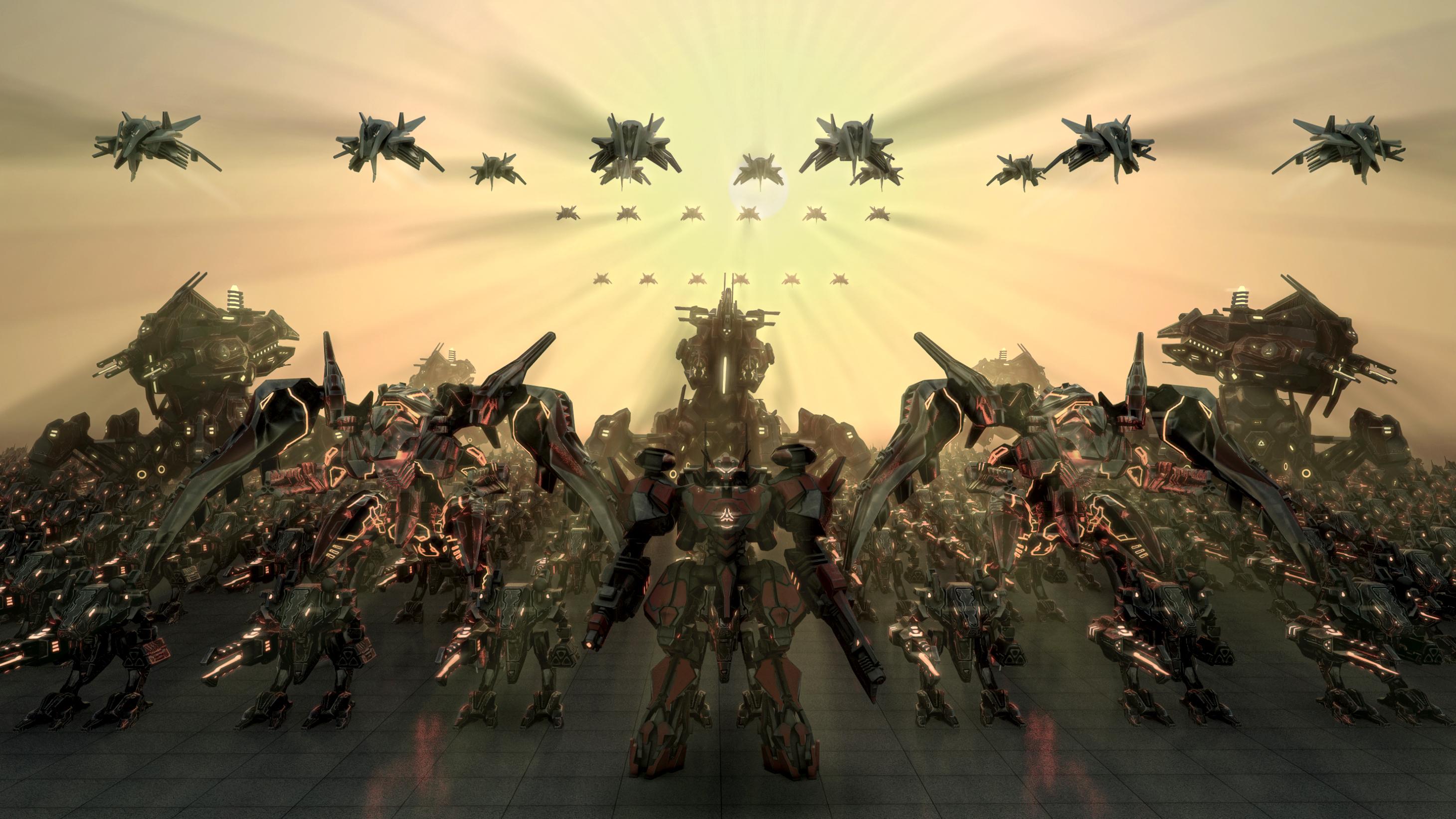 Cybran Wallpaper 1 by Avitus12