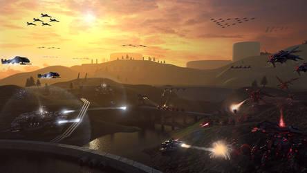 Revamp battle scean 1 by Avitus12
