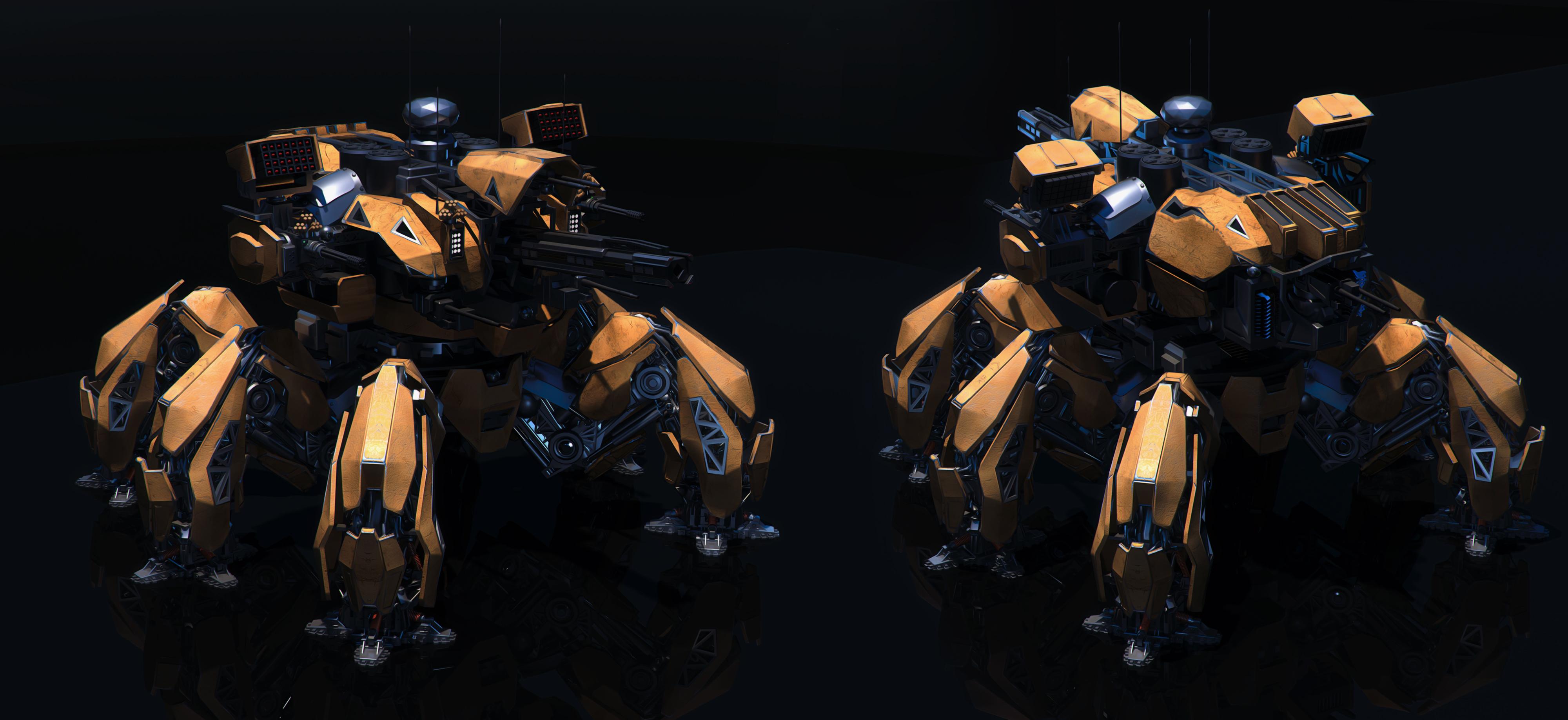 Annihilator battlemech #1