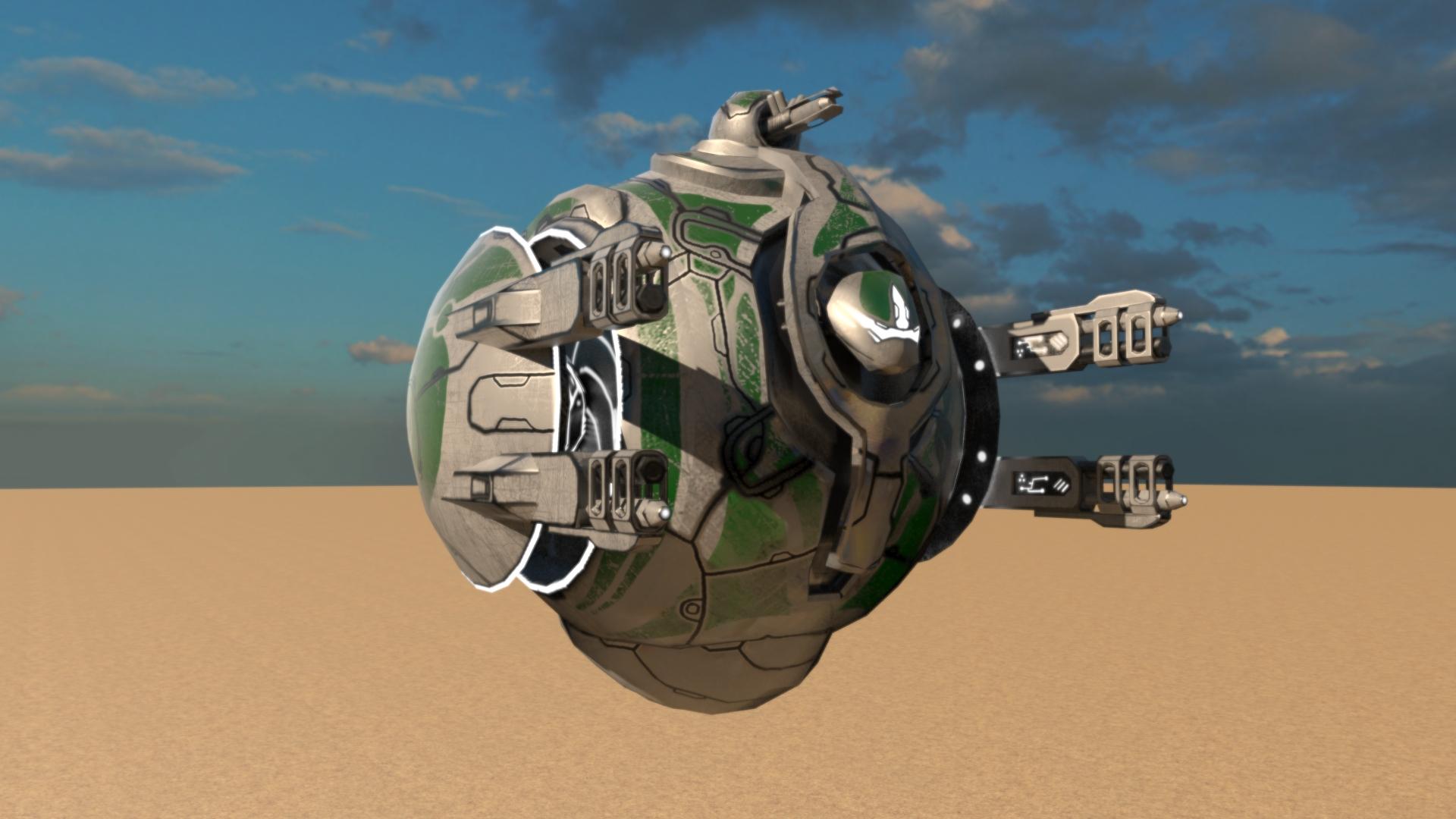 Aeon T4 Air unit by Avitus12