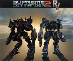 Supreme commander Revamp by Avitus12
