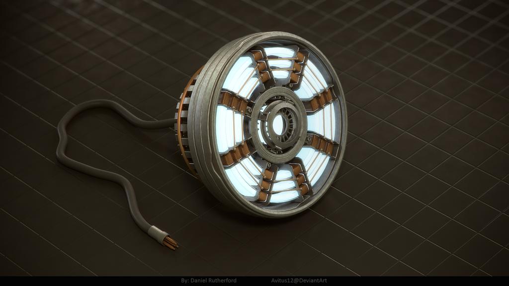 Arc Reactor by Avitus12