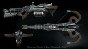 Demon hunter Crossbow 2 by Avitus12