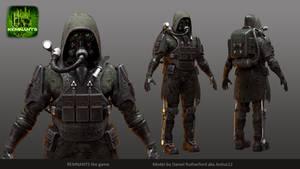 Remnants Survivor suit by Avitus12