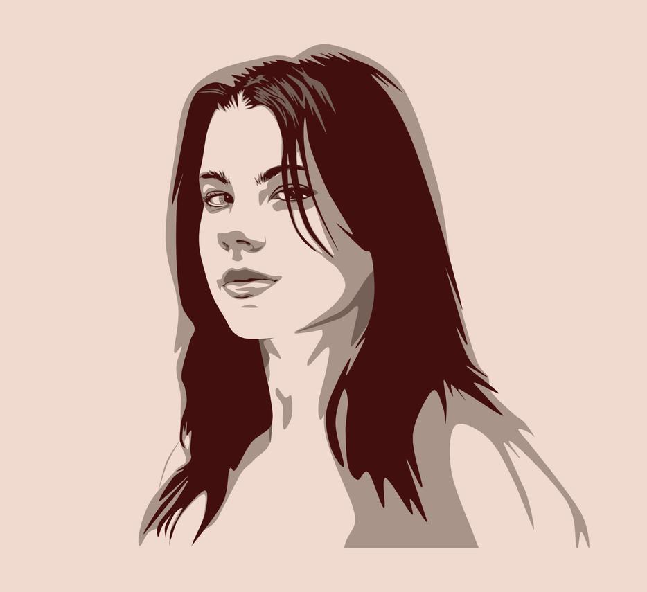 Anastasya Portrait by Avitus12