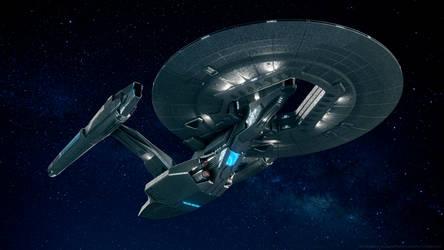 USS vengeance by Avitus12