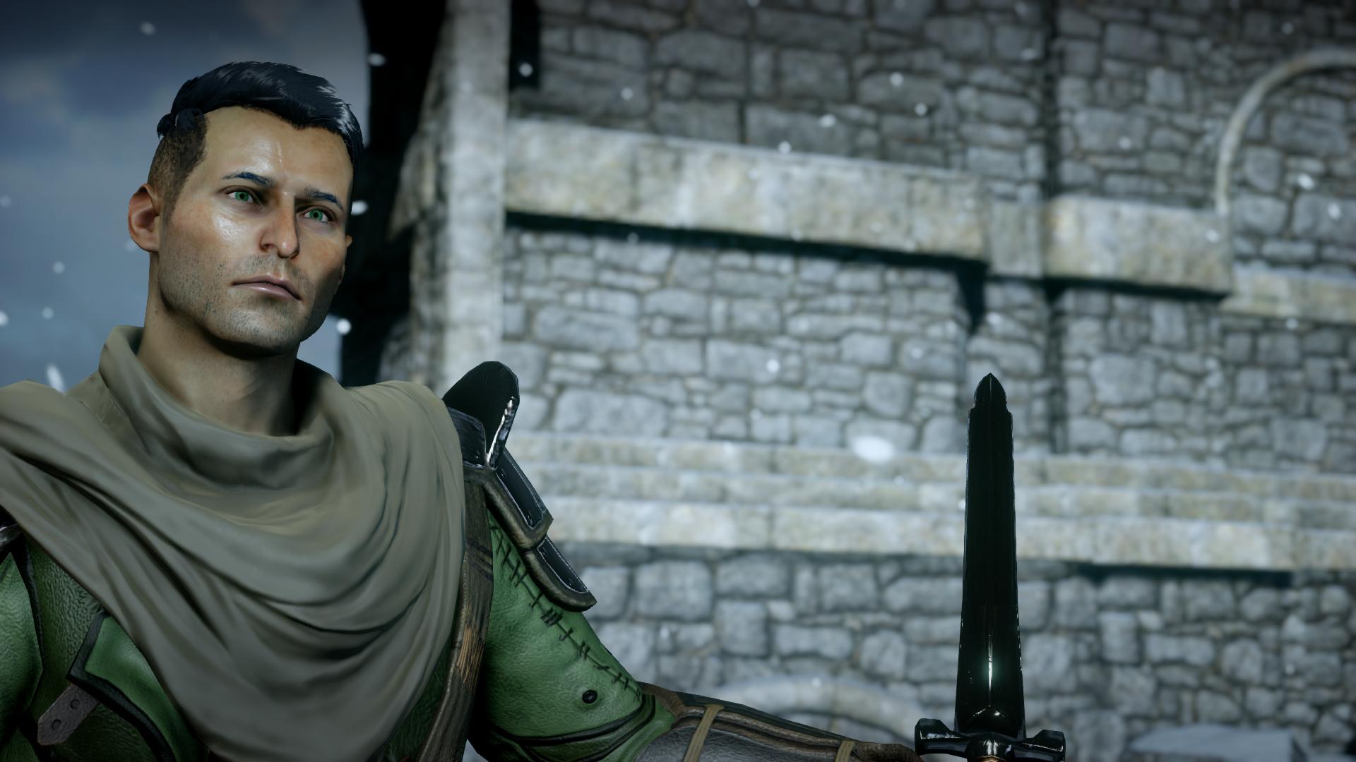 Inquisitor - Artemis by agentsniper