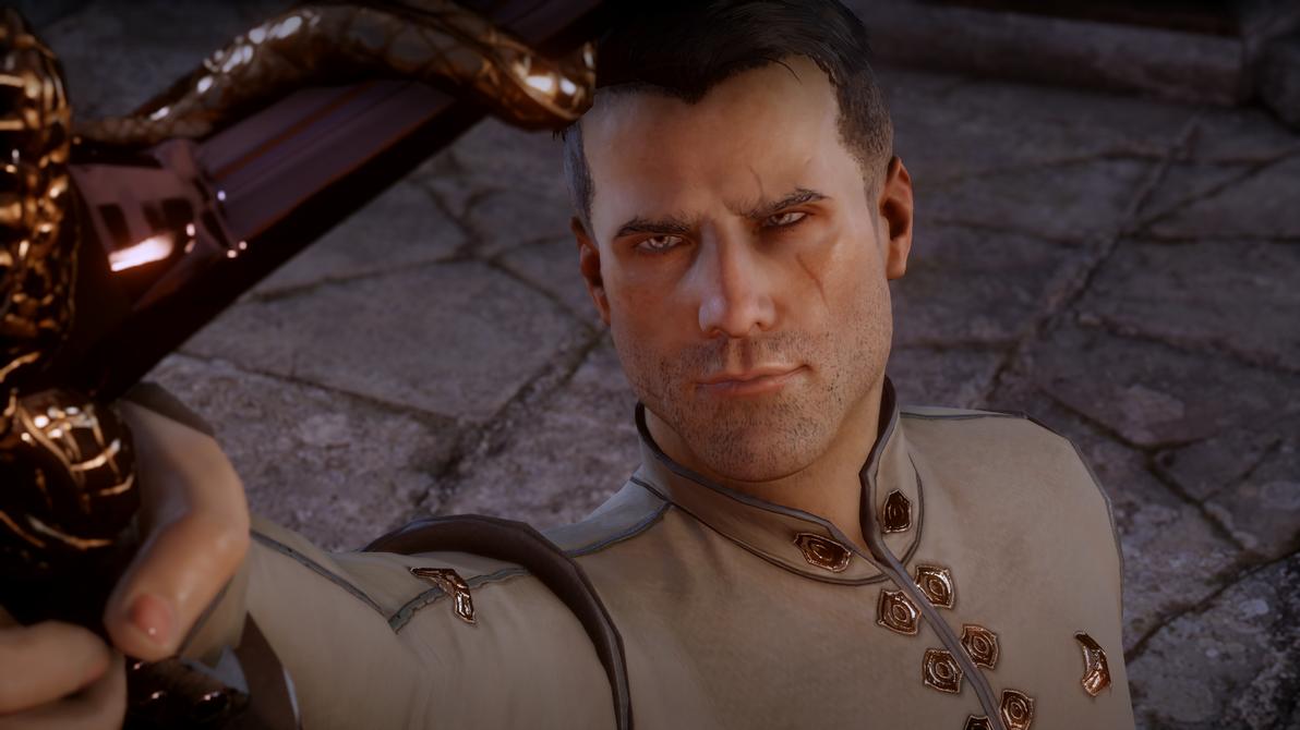 Inquisitor - Darius by agentsniper