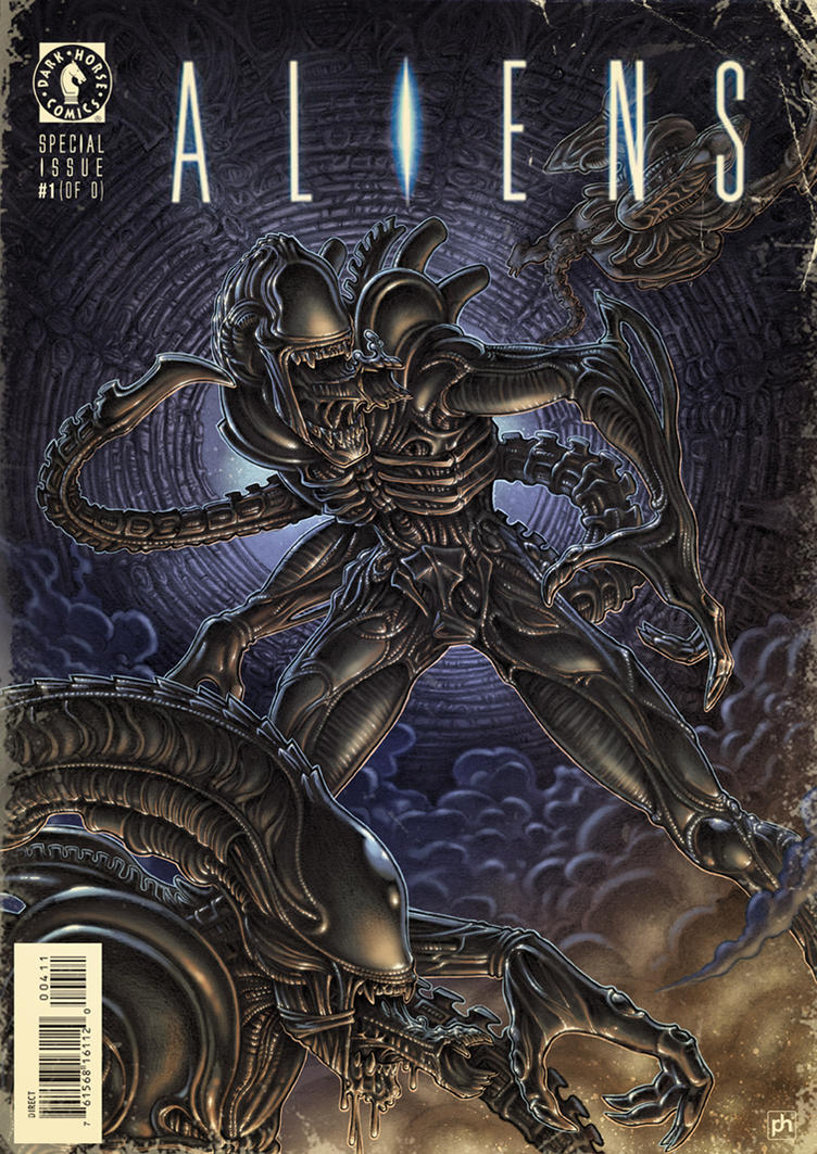 Xenomorphs Alien Day cover version by phrenan