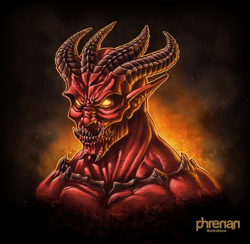 Demonic by phrenan