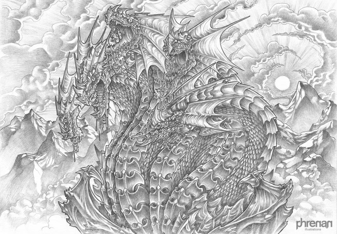 Hidra by phrenan