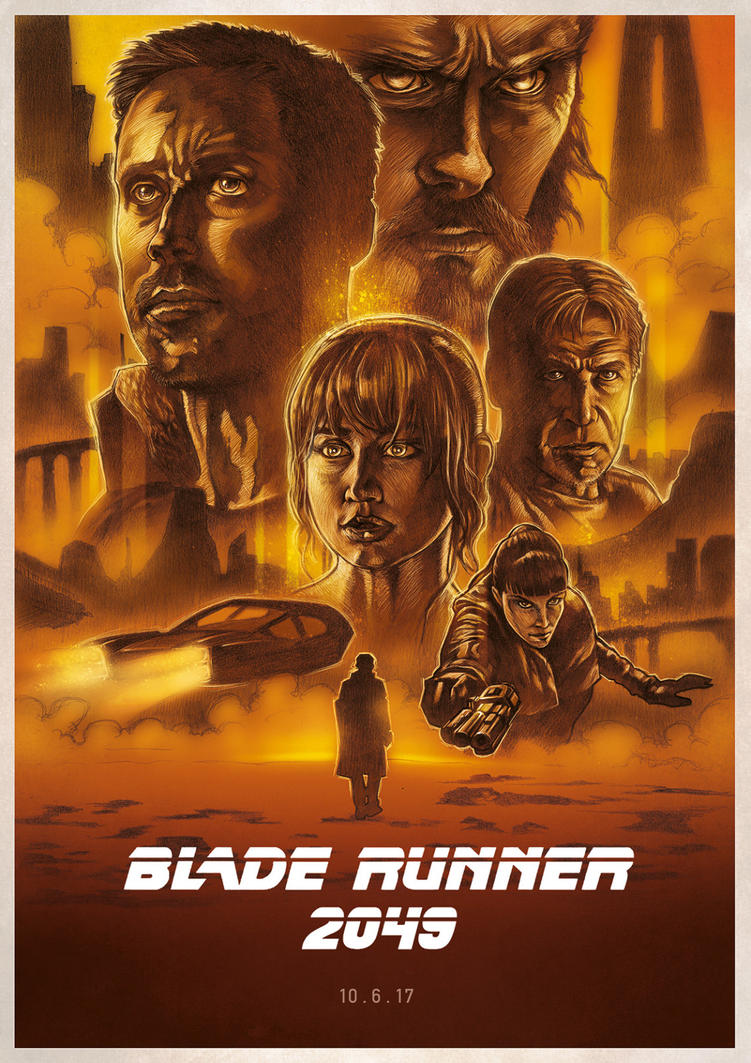 Dust Memories  - Blade Runner 2049 by phrenan