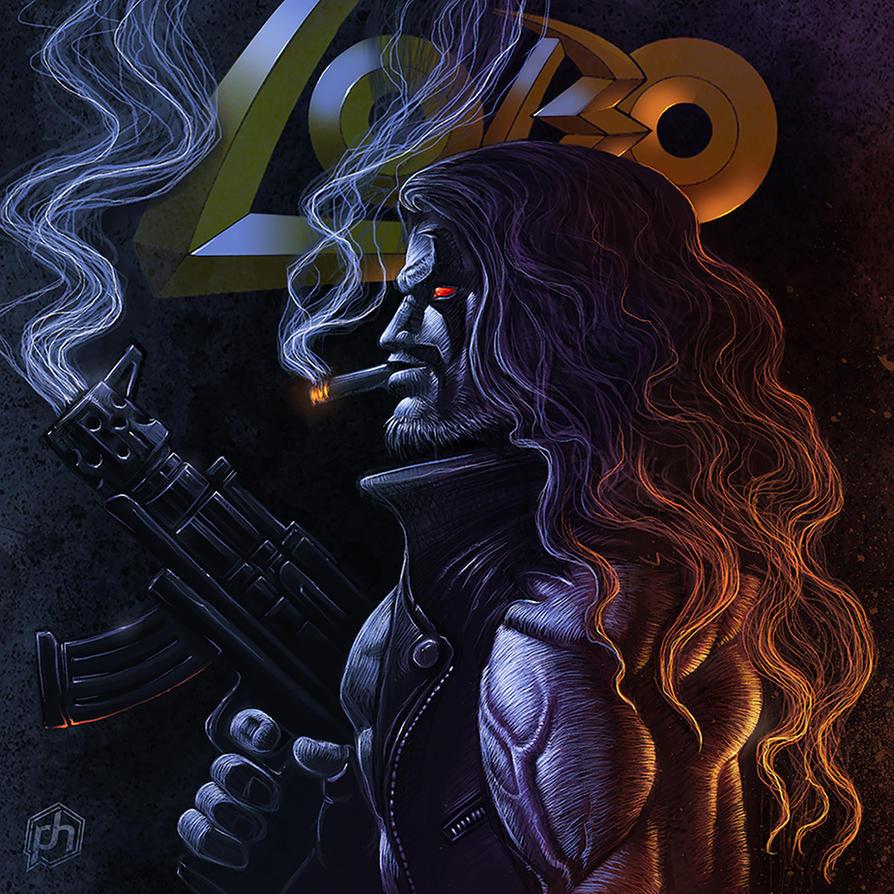 Lobo the Last Czarnian by phrenan