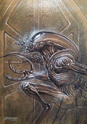 Alien Day 2018 by phrenan