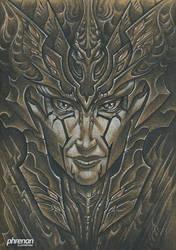 Outsider Demoness