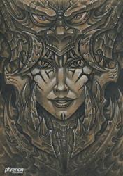 Empress of Wrat by phrenan
