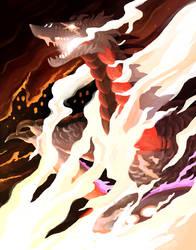 Firestorm by kruuja
