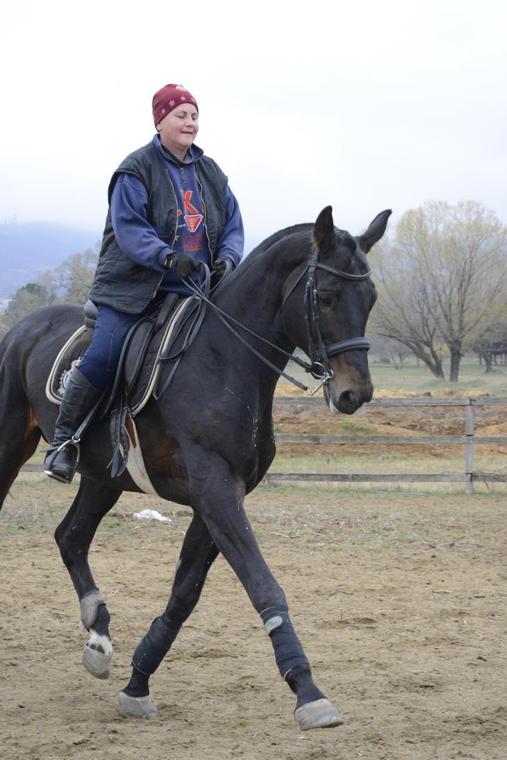 Ebonite 22 by aka-horse-stock