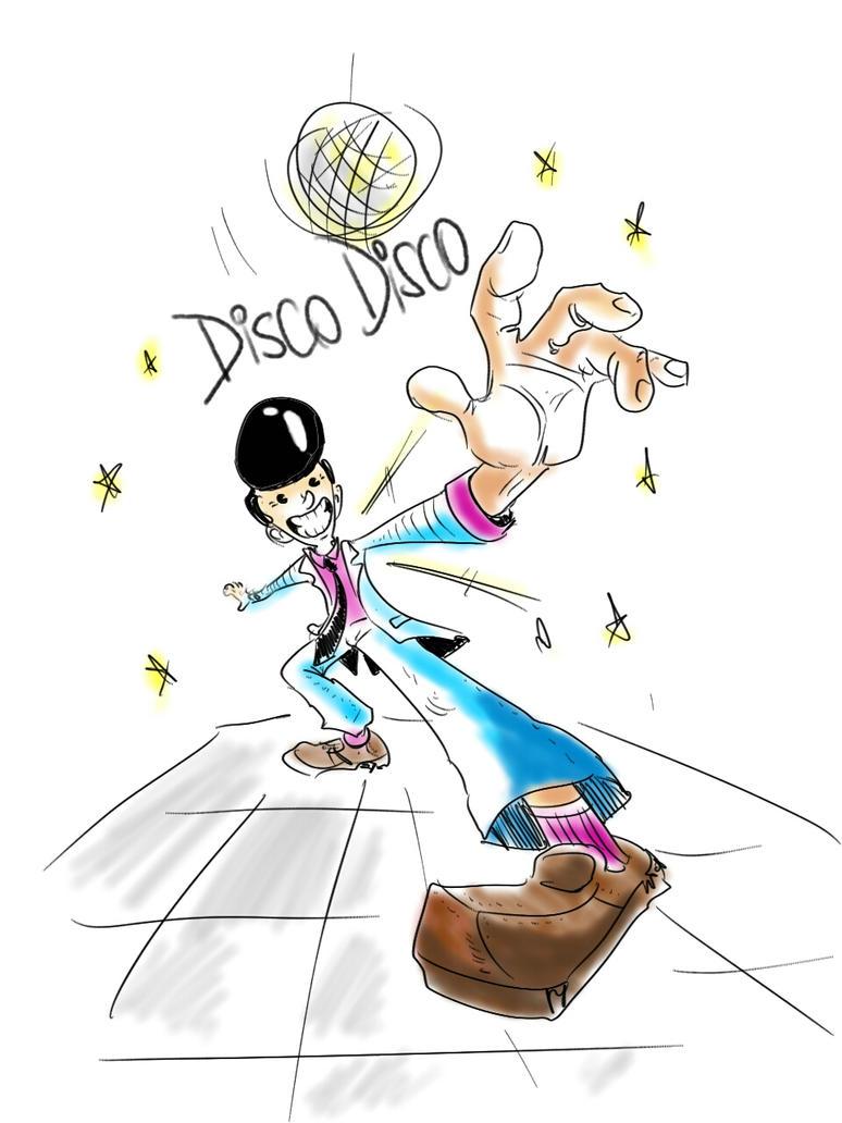 disco disco by Jokerisimo