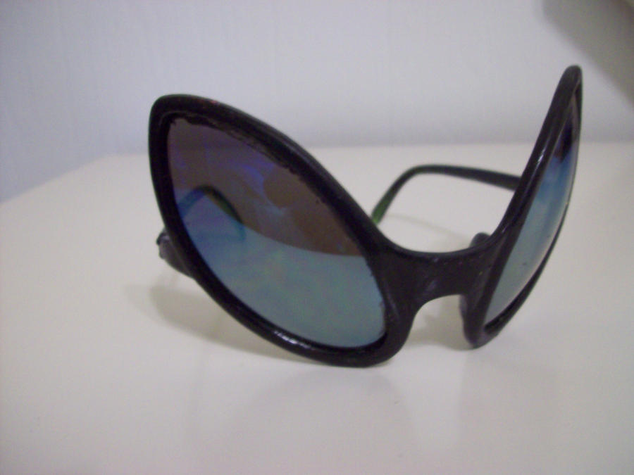 Vinyl Scratch Glasses Vector My DJ PON-3 Cosplay Glasses by