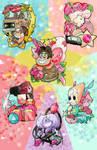 Steven universe collage