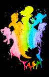 My little Pony rainbow power
