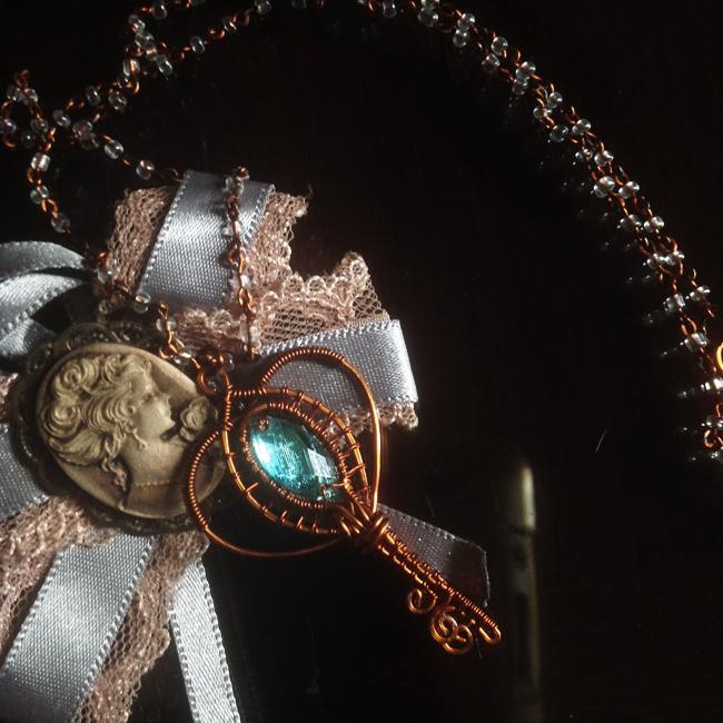 My new key pendant by CovenEye