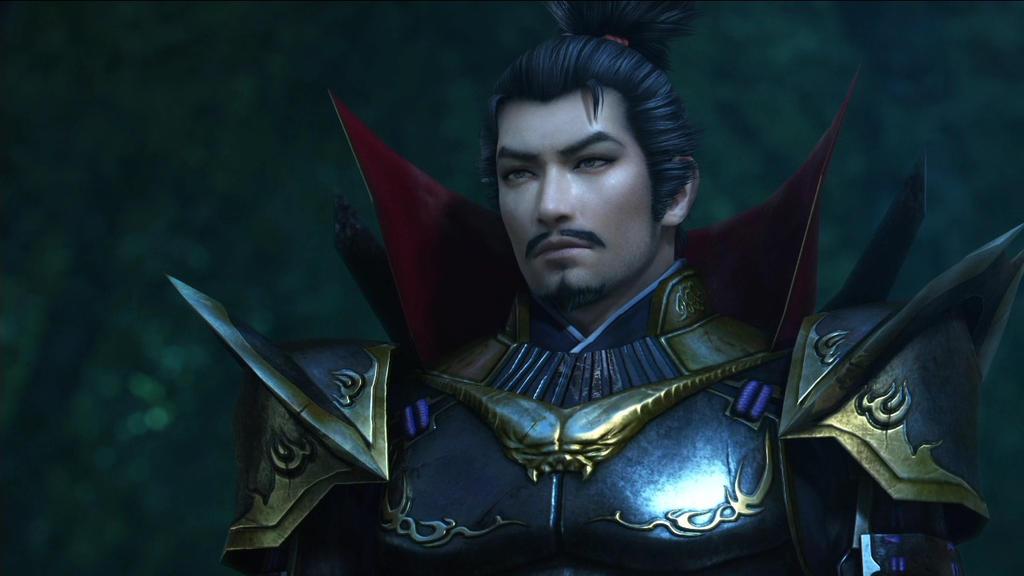 Samurai Warriors 4 Nobunaga Oda by DragonWarrior-HT on DeviantArt