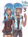 Death Note OC: Yoko-Nala