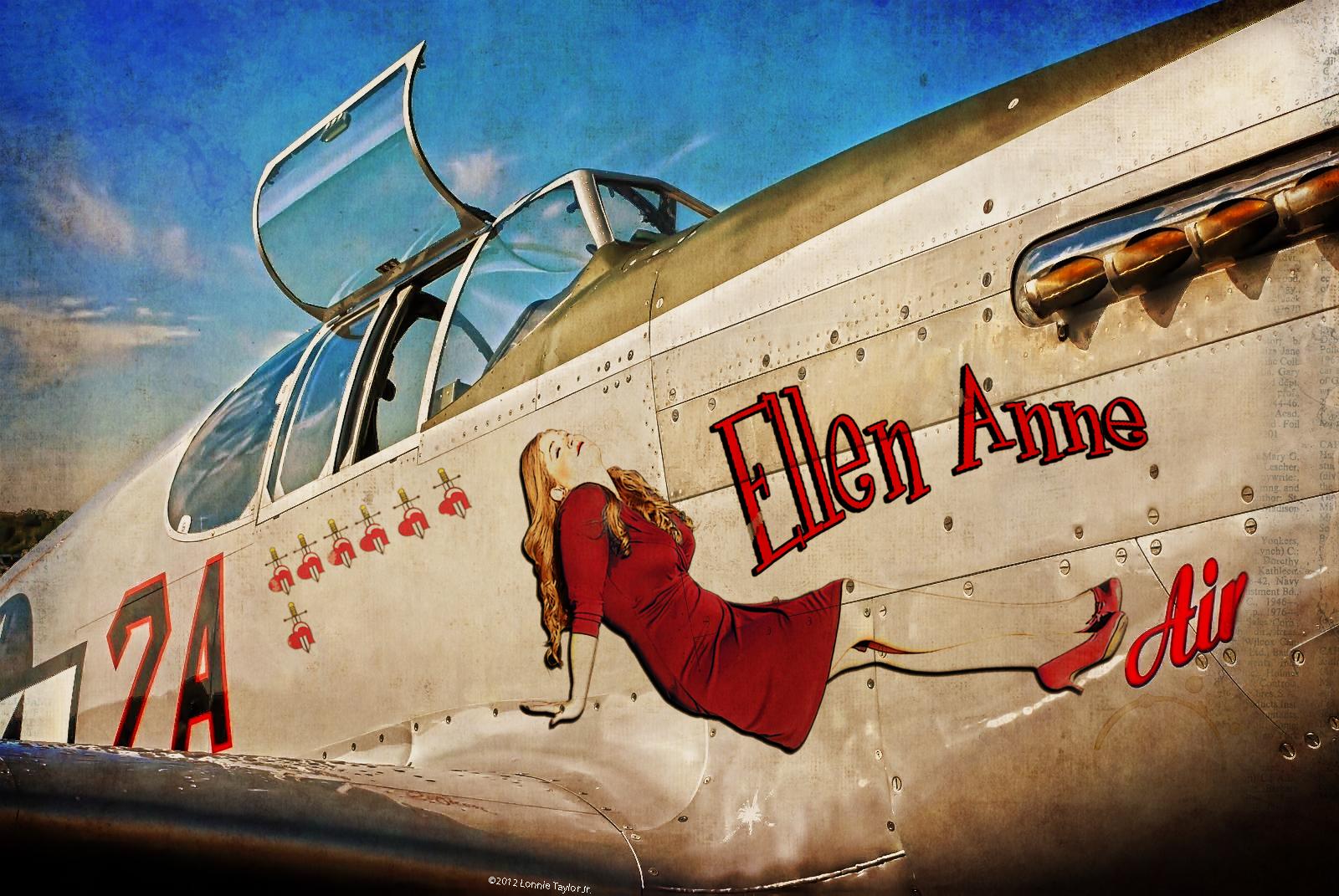 Ellen Anne by ProdigiousPenn