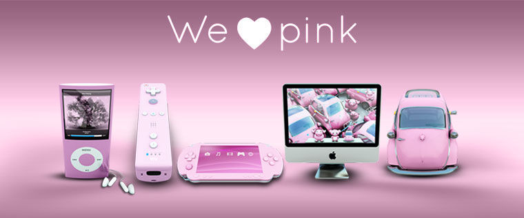 Archigraphs Pink Dock Icons
