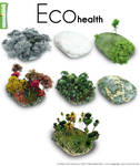 Archigraphs Eco health icons