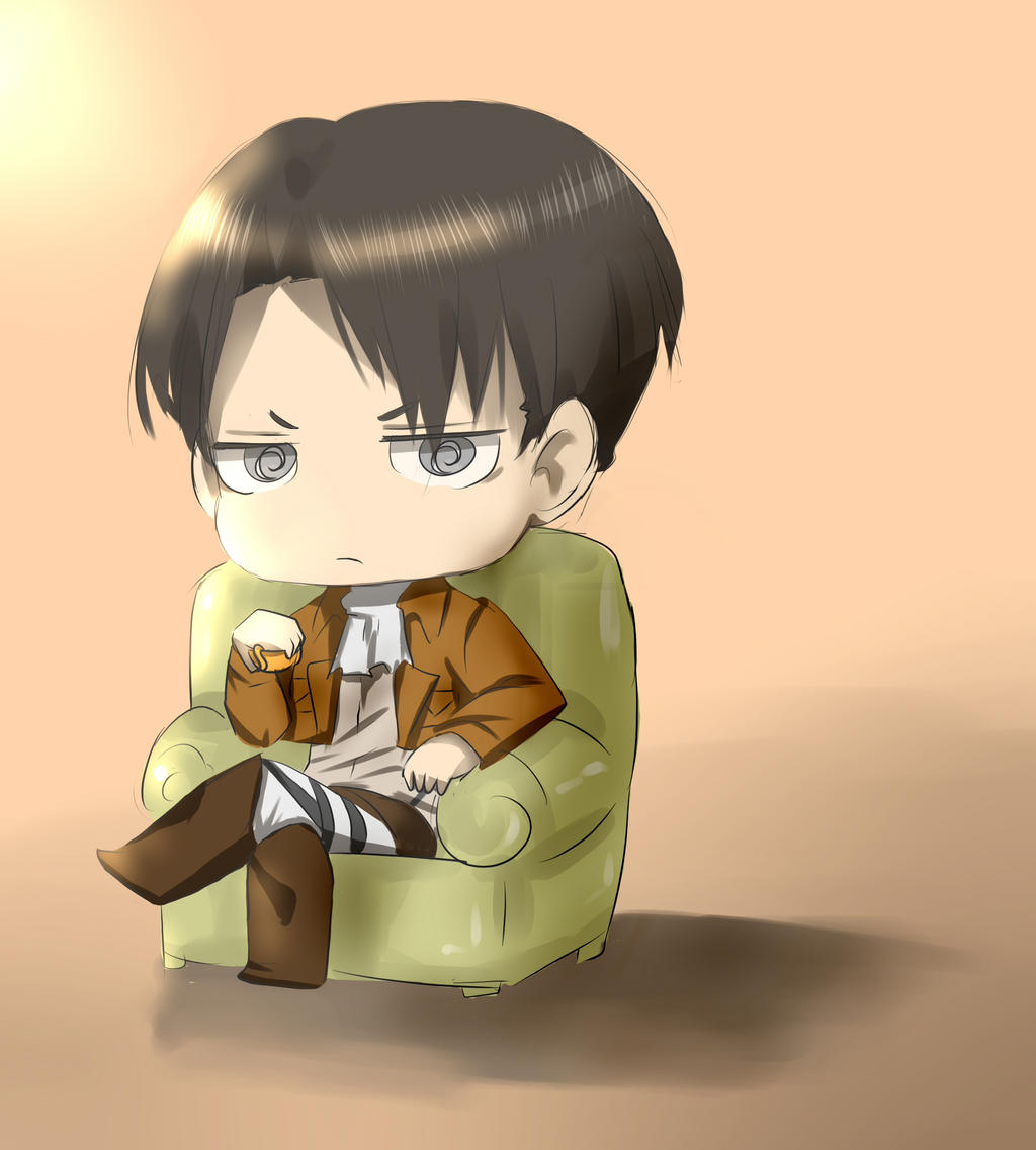 Chibi Rivaille by LailyFidya
