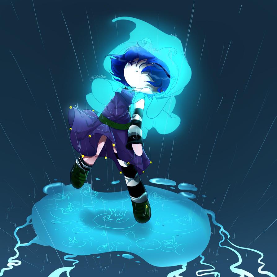 Rain, Rain, Go Away By ITBluebeadTI On DeviantART