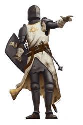 Inquisitor by rubengramos
