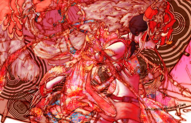 Adekan: Shiro Tengu by eden-incognito