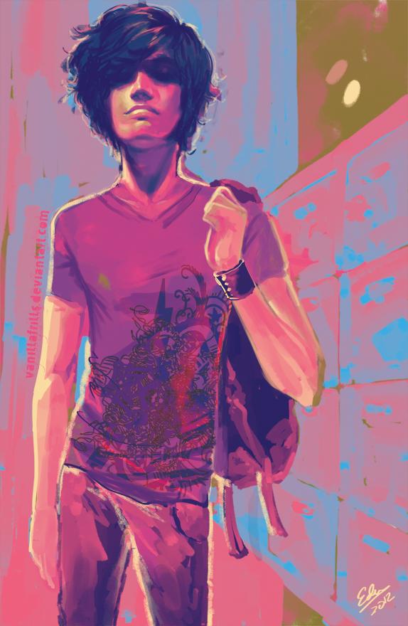 Concept Art: Dvir by eden-incognito