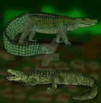 Holocene Mekosuchines