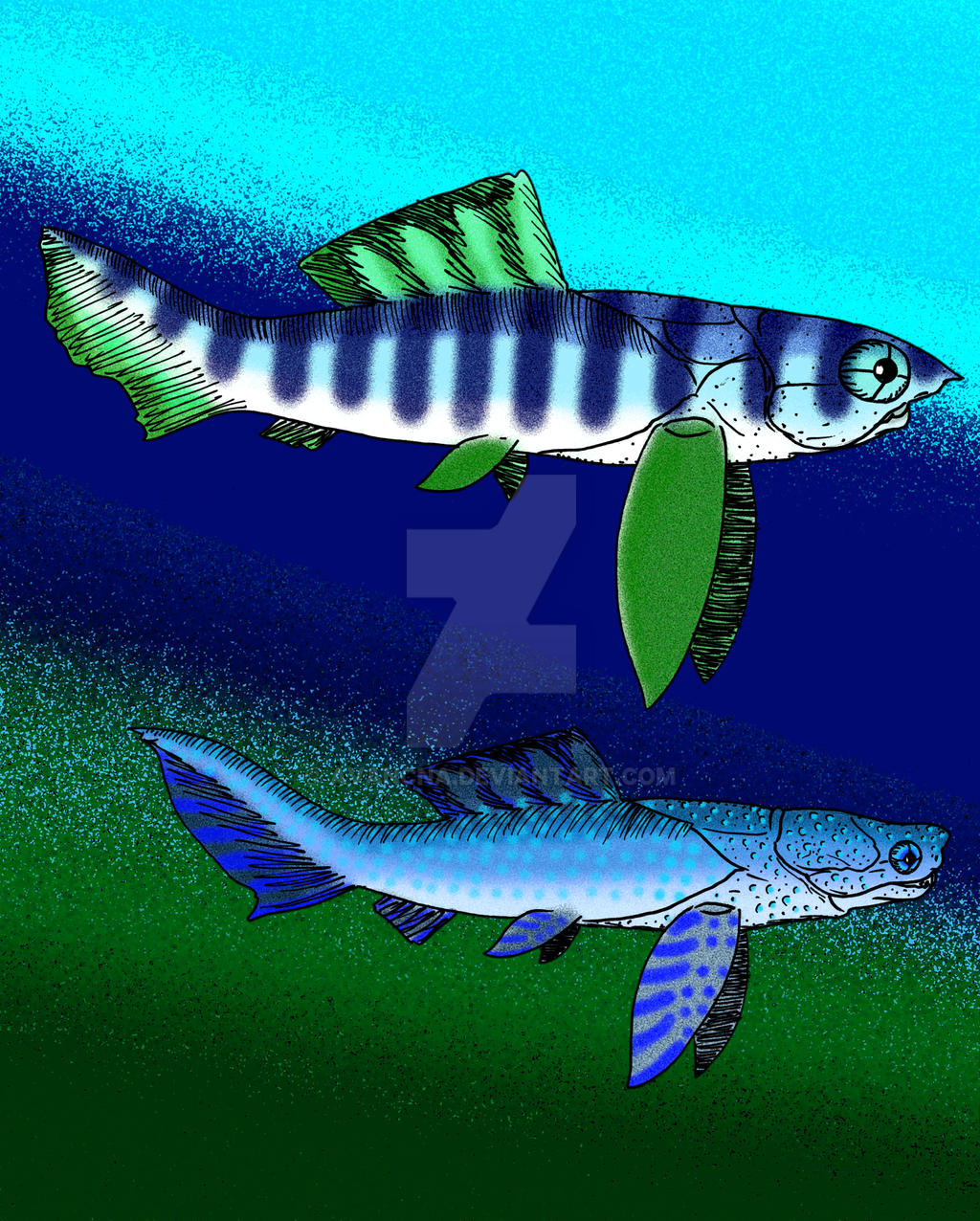 Camuropiscidae 02 by avancna