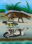 Andrewsarchus and Paratriisodon
