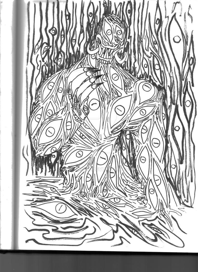 Monsterbook 017 by avancna