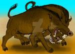 Archaeotherium mortoni