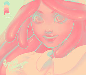 Princess Bubblegum by ElyBibi
