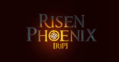 Risen Phoenix by ElyBibi