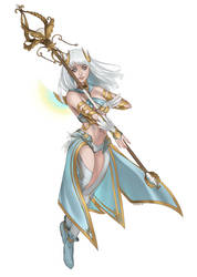 Chandra - Guild Wars 2 by ElyBibi