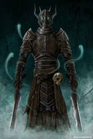Doom Warrior by RomanDubina